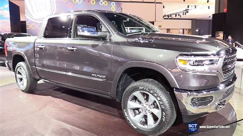 2020 Dodge Ram by 2020 Dodge Ram Limited Exterior Walkaround 2018 La