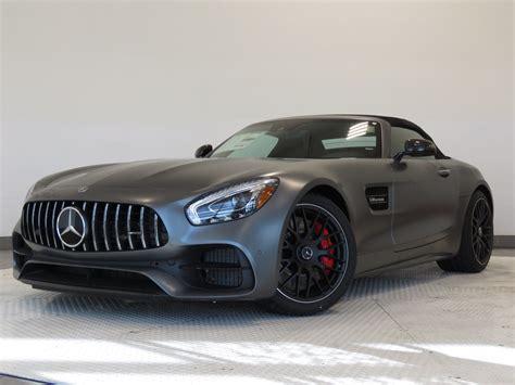 New 2019 Mercedes-benz Gt Amg® Gt C Roadster Roadster In