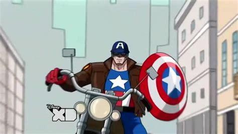 avengers earths mightiest heroes   meet captain