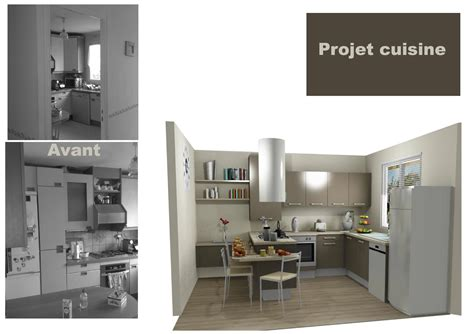 plan cuisine 6m2 cuisine de 6m2 prvenant modele salle de bain salles de