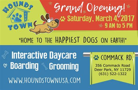 hounds town commack rd to host grand opening this weekend 129   5e5404cd f159 47b2 8dd5 a54be7abbedc