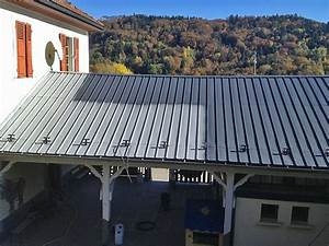 Toiture Bac Acier Prix : tole bac acier pas cher ~ Premium-room.com Idées de Décoration