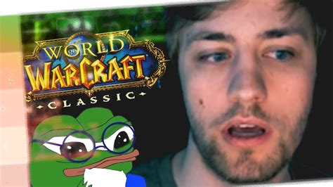 sodapoppin ranks  favorite wow expansions classic