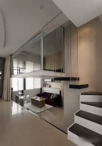 loft bedroom ideas modern small apartment with loft bedroom 2 idesignarch interior design architecture