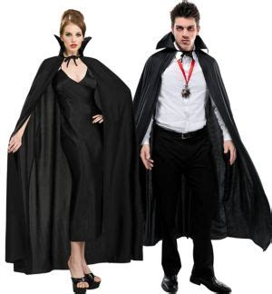 Adult Full Length Black Cape  Party City