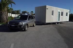Vpf Case Mobili Produce  U0026quot Case Omologate U0026quot  Su Ruote Con