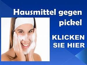 Gelbstich Entfernen Hausmittel : mitesser entfernen hausmittel gegen pickel youtube ~ Lizthompson.info Haus und Dekorationen