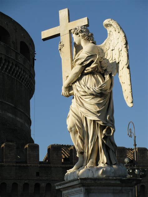 Cathedrals and Crocodiles: Bernini Angels