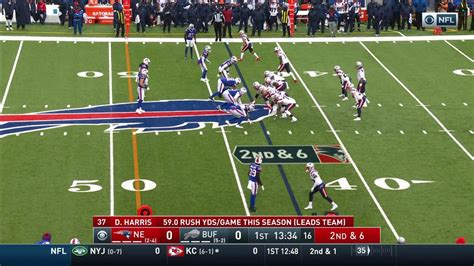 Make social videos in an instant: Bills 24, Patriots 21   NFL game highlights   Week 8
