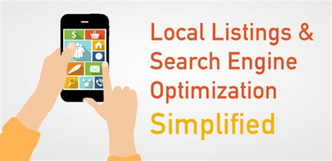 Local Search Engine Optimization by Local Listings And Search Engine Optimization Simplified