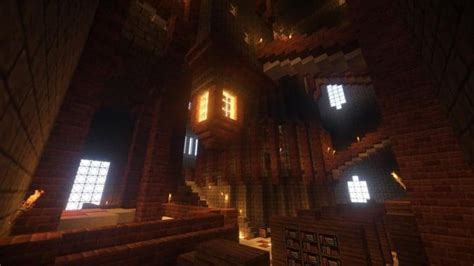 castle karazhan minecraft building