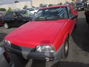 1990 Ford Falcon Xf Ute  U2013 Ford Pro Wreckers