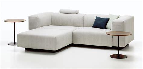 so the sofa vitra soft modular sofa jasper morrison