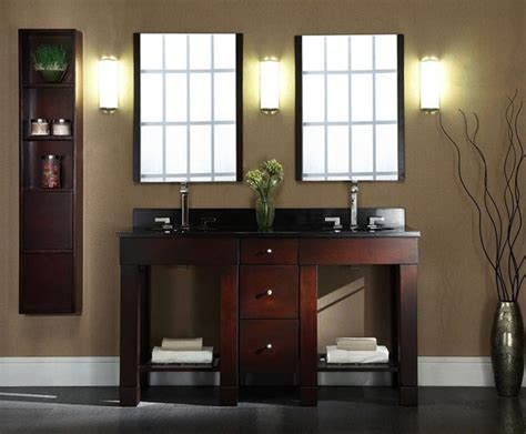 Modular Bathroom Vanities-modern-bathroom-los