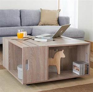 product reviews buy rustic square crate style wood like With crate style coffee table