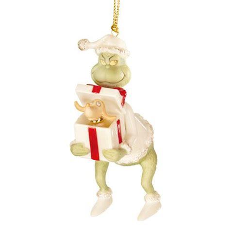 2015 lenox grinch sounding the horn porcelain christmas