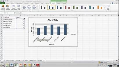 Excel Graph Bar Simple Spreadsheets Making Cool