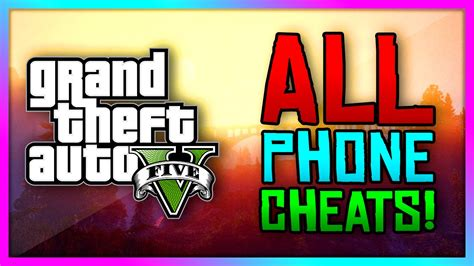 All New Phone Cheat Codes! Enter