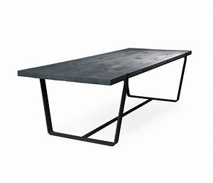 Bb 11 clamp table restaurant tables from janua for Clamp table janua