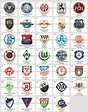 Badge Pin: German football club Germany pins PART 2 ...