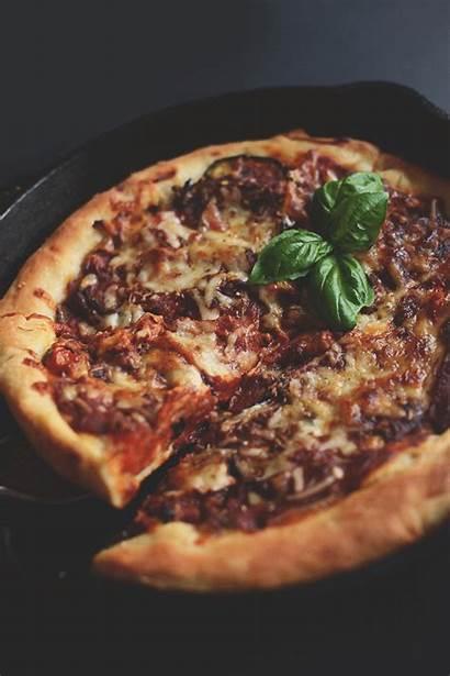 Pizza Deep Dish Recipes Simple Veggie Dough