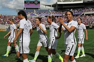 U.S. Women's Soccer Team Took a Giant Step to Protest ...