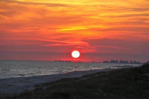sunset on the water in Gulfport | Gulf Coast | Pinterest