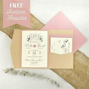 25 best ideas about invitation cards on pinterest With wedding invitation envelope print templates