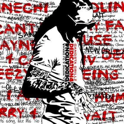 dedication wayne lil mixtape album albums covers mixtapes rap lilwaynehq thread appreciation forums tape drama dj tracklist