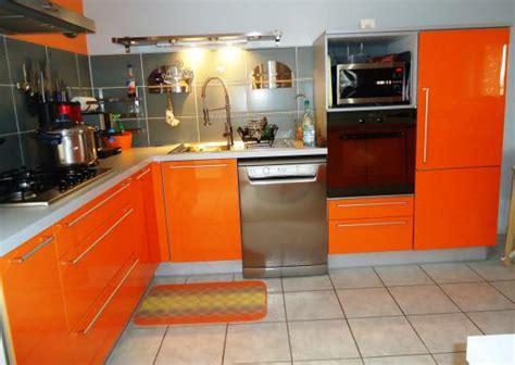 cuisine orange et grise cuisine orange amazing with cuisine orange trendy with cuisine orange taqueria el zamorano in