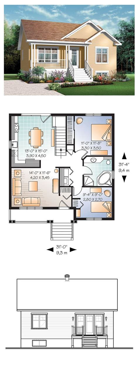 small 1 house plans best 25 small house plans ideas on small home