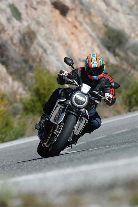 First Ride Just What Is Honda's Curious New Cb1000r All