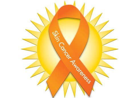 skin cancer ribbon color summer prevention tips skin cancer awareness the new