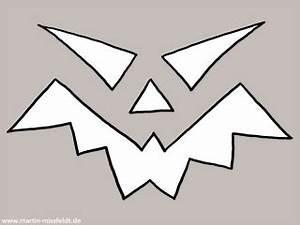 Kürbis Schnitzen Vorlage : halloween k rbis schnitzen malvorlage und anleitung ~ Lizthompson.info Haus und Dekorationen