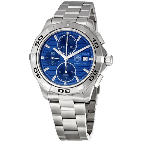 tag heuer watches let 39 s go with indigo the tag heuer men 39 s aquaracer