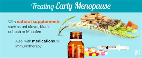 Early Menopause Treatments - Menopause Stages | Menopause Now