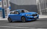 BMW reveals redesigned 2019 1-Series hatchback