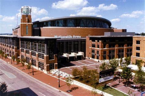 arena garage nationwide arena nationwide arena turner construction company