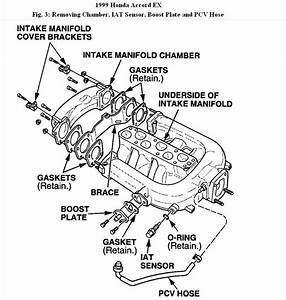 1999 Honda Accord V6 Engine Diagram