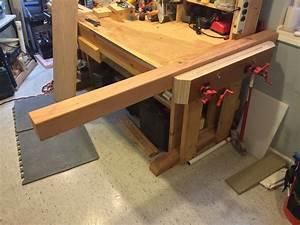 DIY Bench Vise - YouTube