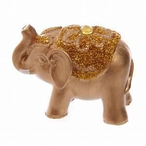 Elephant Porte Bonheur : mini el phant paillet or porte bonheur marcoeagle ~ Melissatoandfro.com Idées de Décoration