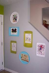 12 Creative Ways to Display and Preserve Kids' Artwork ...