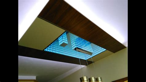 infinity mirror ceiling led
