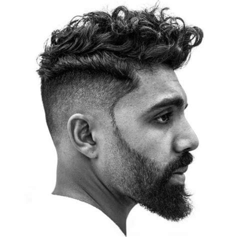 undercut  curly hair styles  men   bold