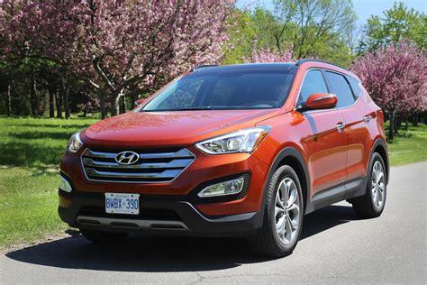 Hyundai Sante by Review 2015 Hyundai Sante Fe Sport Canadian Auto Review