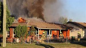 A Home Has Been Destroyed In A House Fire In Mudgee Last