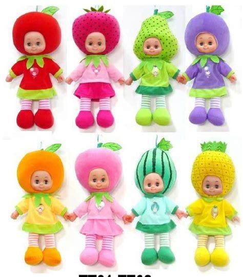 New Lovely Fruit Dolls Super Cute Vegetables Doll Doll