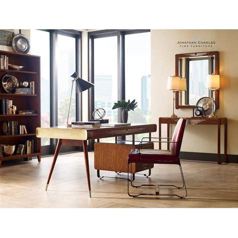 leather armchair 50 s americana swanky interiors