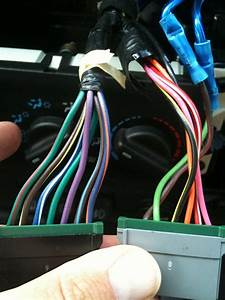 2001 - Speaker Wire Color Codes