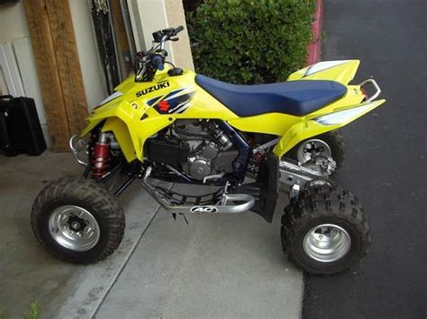 Suzuki Four Wheeler For Sale by 2007 Suzuki Racer Lt R 450k 4 Wheeler Yellow Blue